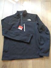 THE North Face M GLR TRL 1/2 ZP Linea Uomo Giacca Cappotto in pile CAMPIONE Taglia M Nuovo + Etichette