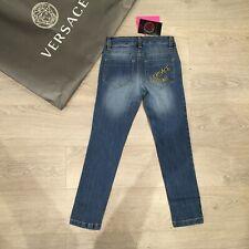 Versace Girls Jeans 8Y BNWT