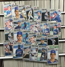 Lot of 5,000 NY New York Mets 1989 Fleer Baseball Cards Over 150 Sets 5000 card