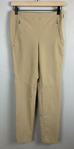Ralph Lauren RLX Women's Size 4 Beige Skinny Leg Pants Stretch Golf