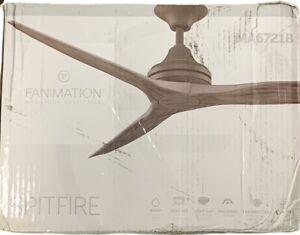 Fanimation Spitfire Motor Ceiling Fan, Dark Bronze - MA6721BDZ