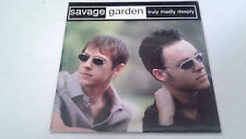"SAVAGE GARDEN ""TRULY MADLY DEEPLY"" CD SINGLE 2 TRACKS"