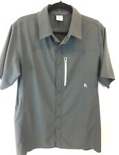Back Country Short Sleeve Outdoor Sporting Shirt Size Extra Large