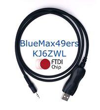 FTDI USB Programming Cable Icom IC-F3032S IC-F4032S + CS Cloning SW + OPC-478