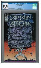 Captain Atom #42 (1990) 1st Appearance Death in DC Universe CGC 9.4 EA275