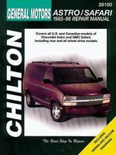 GMC ASTRO SAFARI 1985 - 2005 EXCLUDING ALL-WHEEL DRIVE MODELS C28100