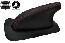RED STITCHING LEATHER HANDBRAKE GAITER COVER FITS WESTFIELD KIT CAR