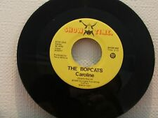 """7""""vinyl record by""""THE BOBCATS"""" (ROCK) 1980 , canada,see specs.  (K)"""