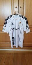 Camiseta Real Oviedo Spain 2016-17 Shirt Adidas size M Trikot Original Maglia