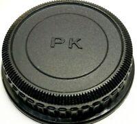 Vivitar PK Rear Lens Cap twist on Bayonet type Manual Focus Pentax K A M lenses