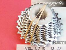 Campagnolo Veloce 2007  10 Speed  12 / 23   cassette sprocket set - NOS