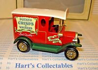 LLEDO DIECAST PROMOTIONAL VINTAGE 1920's MODEL T FORD VAN CHOOSE FROM LIST LOT G