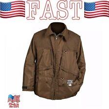 NEW Dan's Hunting Gear Briarproof, Small Game Coat, XL, Brown, Water Resistant