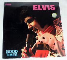 Elvis Presley: Good Times [Unplayed Copy]