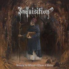 Inquisition - Invoking the Majestic Throne of Satan CD 2015 digi reissue SOM