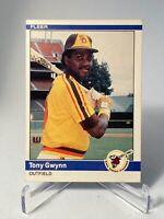 Tony Gwynn 3 card lot 1984 Fleer 1995 Topps 1994 SP Holo View Upper Deck