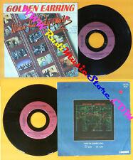 LP 45 7'' GOLDEN EARRING When la sonrisa de señora Orwell year 1984 no cd mc dvd