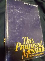 "Bruce R. McConkie Signed Book! ""The Promised Messiah"" LDS"