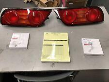 Nissan JDM OEM Silvia S13 180SX 240SX Kouki Tail Lights Lamp Kit Left and Right