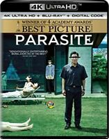 Parasite [New 4K UHD Blu-ray] With Blu-Ray, 4K Mastering, Digital Copy
