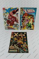 Marvel Juggernaut comic lot (3)  including Xmen #33