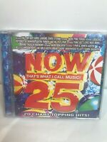 New Various ‎– Now That's What I Call Music! 25  CD FREE SHIPPING