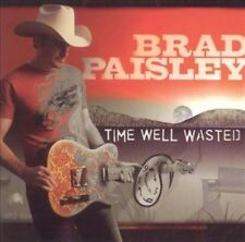 Time Well Wasted by Brad Paisley (CD, Aug-2005, Arista)(W)