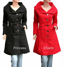 Cotton Trench Hand-wash Only Coats & Jackets for Women