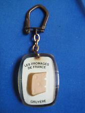 GRUYERE Fromages de France Porte-Clé