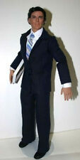 Suit Doll Clothes Sewing Pattern for Jacob Black & Super Hero Dolls Tonner