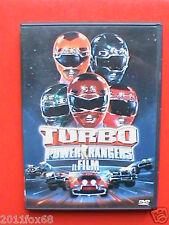 PowerRangers turbo power rangers il film power rangers david winning DVD usato
