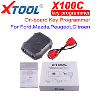 Xtool X100 C For iOS & Android Auto Pro-garmmer Tool For Mazda Peugeot Citroen