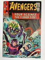 Avengers #27 - Hulk Iron Man Thor Captain America Marvel Comics