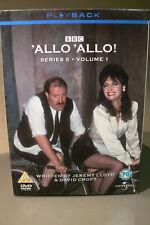 allo allo series 1 to 9 dvd