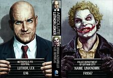 DC: Absolute Joker/Luthor Hardcover HC (NEW FACTORY SEALED OOP!)
