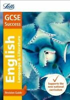 GCSE 9-1 English Language and English Literature Revision Guide by Letts GCSE (P