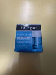Neutrogena Hydro Boost GEL Face Cream Dry Skin - 1.7oz