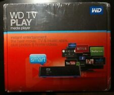 New / Sealed Western Digital WD TV Play Full HD Digital Media Player Streamer