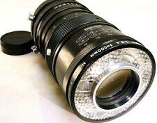 Nikon Medical - Nikkor Auto 200mm f5.6 Nippon Kogaku Japan lens 4 pin model