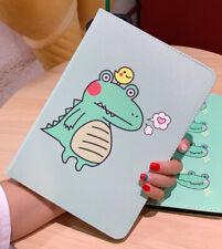 iPad Pro 9.7 iPad 9.7 iPad Air 1-2 Dinosaur Train Kids Anime Cartoon Case Cover