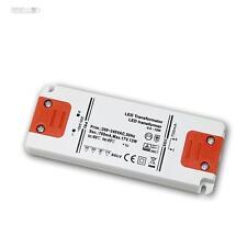Slim LED Transformateur de courant continu 700mA,12W 17V