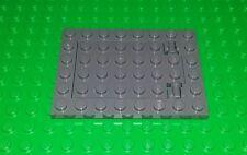 *NEW* Lego Dark Grey 8x6 Stud Hidden Trap Hinge Door Star Wars Castles x 1