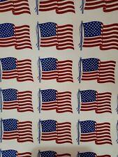 Ceramic Decals American Flag
