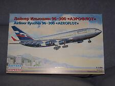 1/144 Eastern Express Ilyushin IL-96-300 Aeroflot airliner 14410