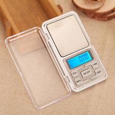 500g x 0.01g 0.1g Pocket Digital Jewelry Scale Weight Electronic Balance Gram