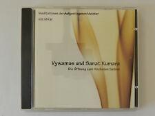 CD Vywamus und Sanat Kumara Die Öffnung zum Höchsten Selbst MA´al Meditationen