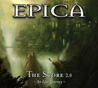 Epica - The Score 2.0 - The Epic Journey (NEW 2CD)