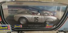 revell monogram porsche 550 spyder 1955 - boxed and works on scalextric