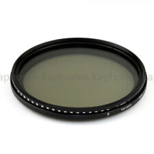 55mm Variable Neutral Density ND2 to ND400 Filter For Pentax Olympus Canon