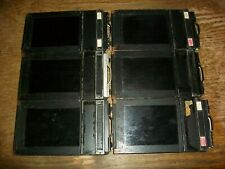 Graflex and Lisco  Lot of 6 2 1/4 x 3 1/4 film holder Type 5